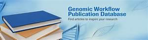 Genomic Workflow Publication Database