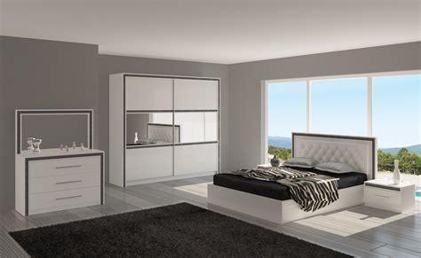 chambre complete pas chere chambre adulte moderne et chambre a coucher