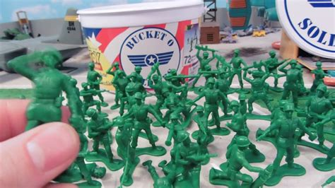 Toy Story Army Men Review!