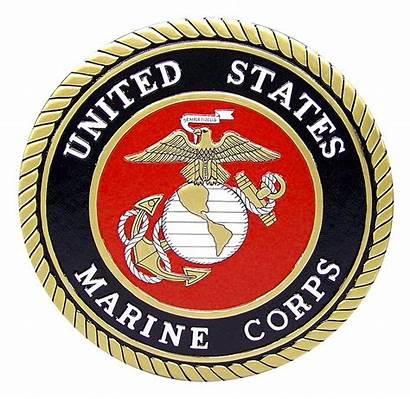 Marine Corps United States Emblem Marines Clip