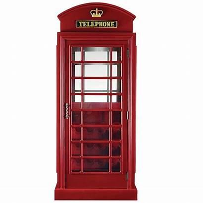 Booth Telephone English Cabinet Bar Wayfair Noemi
