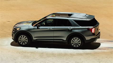 2020 Ford Explorer First Look