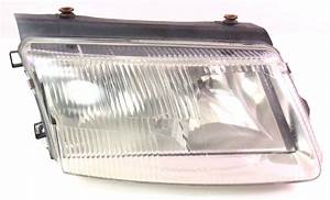 Rh Headlight Head Light Lamp 98-01 Vw Passat B5