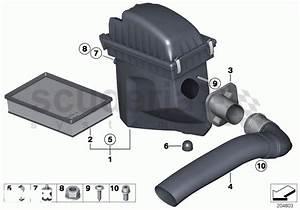 Rolls Royce Phantom Suction Silencer  Filter Cartridge