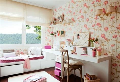 papier peint chambre ado fille 120 idées pour la chambre d ado unique