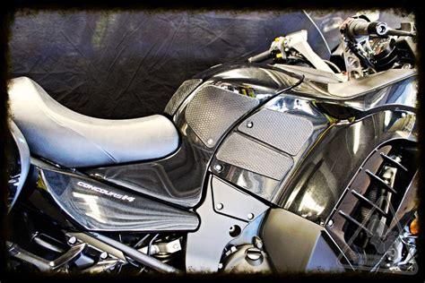 Techspec Gripster Set For Kawasaki Concours 1400 '10-'14
