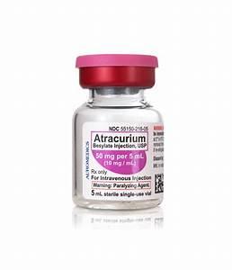 Atracurium Besylate Injection  Usp  U2014 Auromedics Pharma Llc