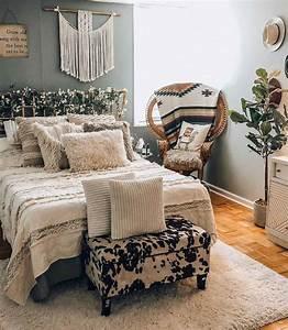 22, Dreamy, Boho, Bedroom, Design, Ideas