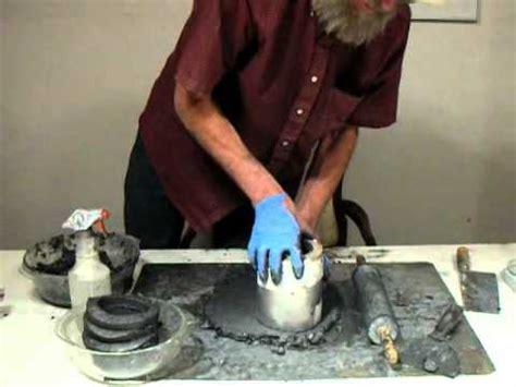making  graphite crucible youtube