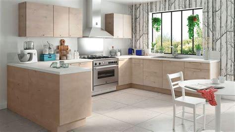 aménagemer une cuisine ouverte en longueur pas cher côté maison
