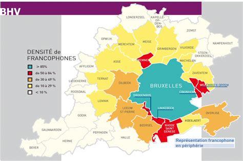 Carte Des Banlieue by Infos Sur Banlieue Bruxelles Carte Arts Et Voyages