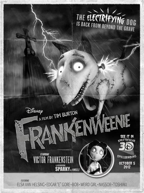 frankenweenie pelicula animacion tim burton zinefilos blog de cine