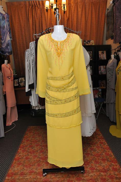 de apple shop baju kurung moden  sulaman