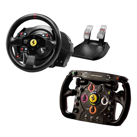 Volante Thrustmaster by Thrustmaster T300 Gte Wheel F1 Wheel Add