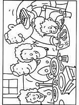 Restaurant Kleurplaten Kleurplaat Uiteten Puk Eten Drinken Ober Restaurants Sinterklaas Thema Danger Captain Kid Het Coloring Milieu Kijken Lijn Roosje sketch template