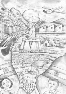 "Pencil Drawing Competition for School Students ""MY VISION ..."