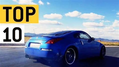 Top 10 Cool Cars Compilation  Jukinvideo Top Ten Youtube