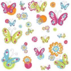 Butterflies Stickers Wall Decals