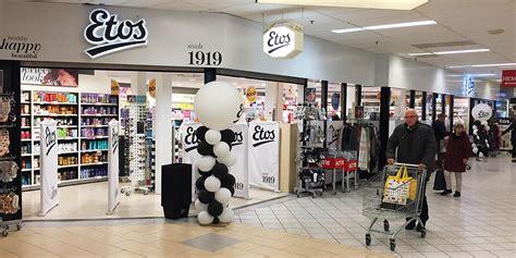 Etos - Winkelcentrum Broekerveiling