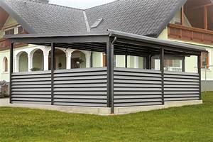 Carport Mit Glasdach : carports aus aluminium oder stahl ~ Whattoseeinmadrid.com Haus und Dekorationen
