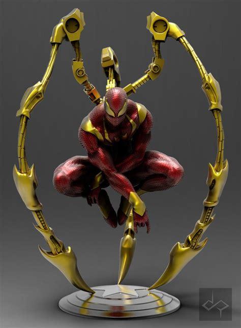 Best 25+ Iron Spider Ideas On Pinterest  Is Deadpool