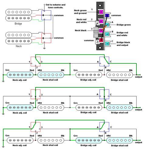 Way Super Switch Schematic Google Search Guitar