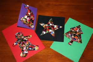 christmas card crafts for kids find craft ideas