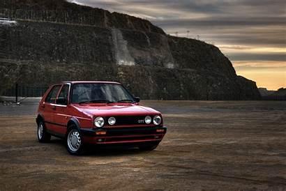 Gti Mk2 Golf Vw Volkswagen Wallpapers Classic