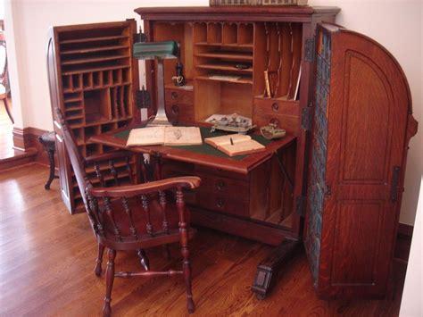 identifying antique writing desks  storage pieces