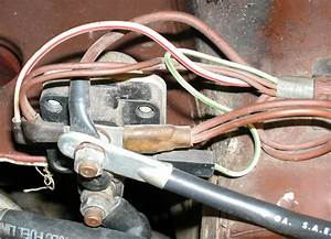 How The Solenoid Works On A 1977 Midget   Mg Midget Forum