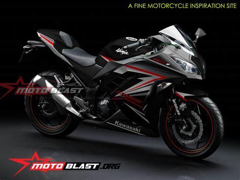 250r Modif by Modif Striping Kawasaki 250r Fi Black 2014