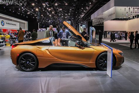 I8 Roadster Image by 2018 Detroit Auto Show Bmw I8 Roadster Teased Again