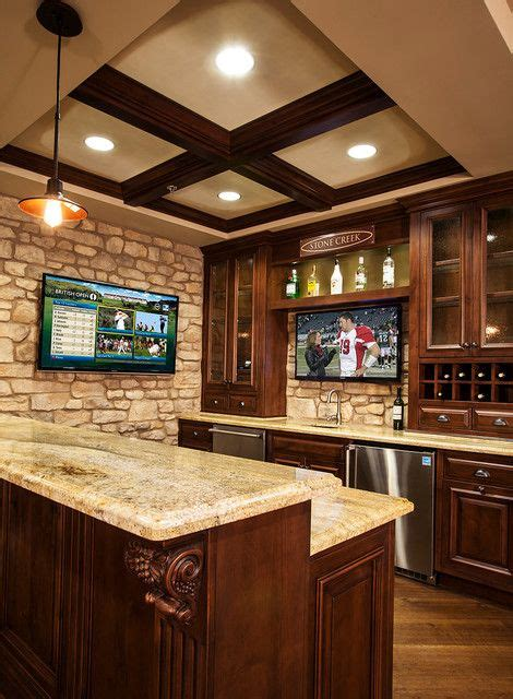 basement home theater design ideas awesome picture  hangout room basement bar