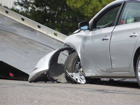 Nissans Collide; Left Turn Leads To Accident