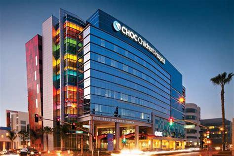 U.S. News Ranks CHOC Among Best Children's Hospitals