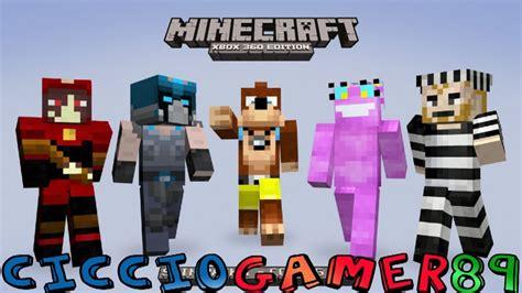 Minecraft Xbox 360 Gameplay Con I Fans Il Mio Amico