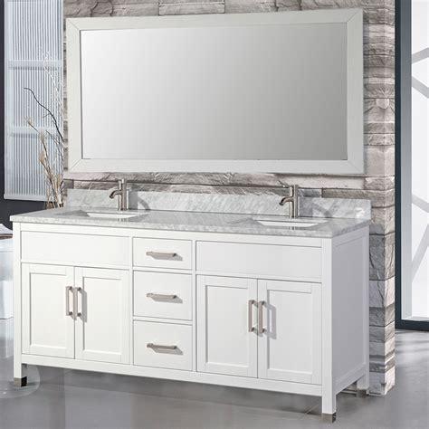 double sink bathroom vanity for sale mtdvanities ricca 72 quot double sink bathroom vanity set with
