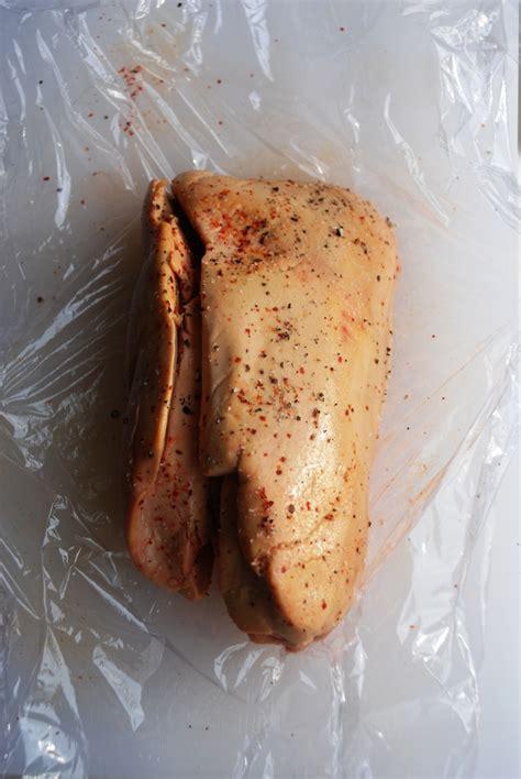 recette de foie gras maison recette foie gras frais