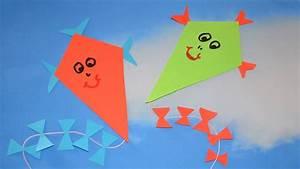Deko Aus Papier : kleinen deko drachen aus papier basteln youtube ~ Eleganceandgraceweddings.com Haus und Dekorationen
