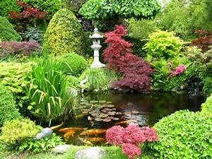 Pflanzen Japanischer Garten : pflanzen fur japanischen garten schritte wie sie einen ~ Lizthompson.info Haus und Dekorationen