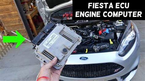 How To Remove Or Replace Engine Computer Ecu Ecm On Ford