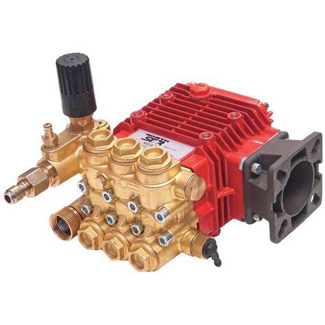 Northstar Pressure Washer Pump — 3000 Psi, 25 Gpm, Direct