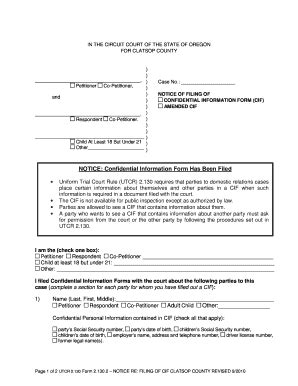 Bill Of Sale Form Oregon Supplement To Petition Form