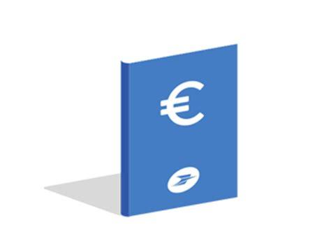 bureau banque postale tarifs consulter le catalogue intégral la poste