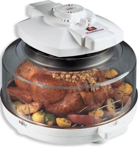 infrared cooking koolatron z100b total chef oven infrared oven cooks foods straight from freezer replaces 10