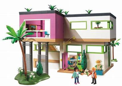 Playmobil Mansion Luxury Modern Play Sets Building