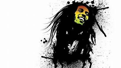 Marley Bob Dreadlocks Smile Shirt Face