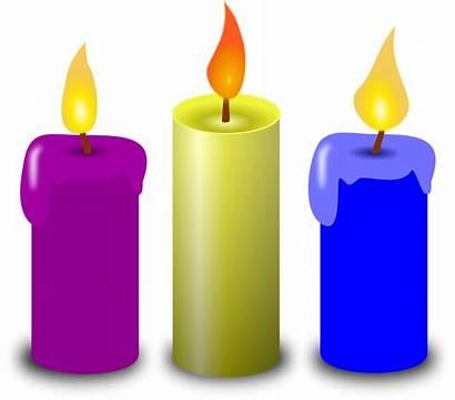 Candles Church Clipart Transparent Clip