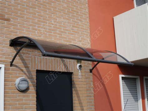 tettoie in ferro e policarbonato pensiline in vetro plexiglas e policarbonato adatte per