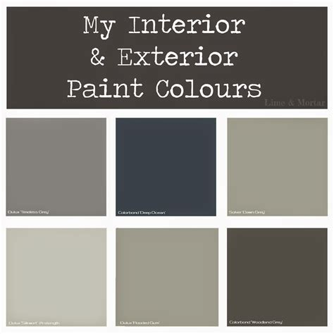 exterior dulux paint colours liming me